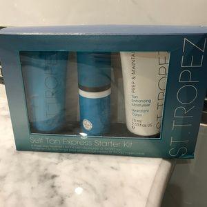 St. Tropez Self Tan Express Starter Kit